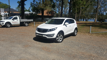 2012 Kia Sportage 6 Speed Automatic One Lady Owner  Tuggerah Wyong Area Preview