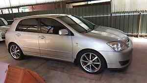 Toyota Corolla 2005 Automatic Greenwith Tea Tree Gully Area Preview