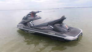 Yamaha fx sho 1.8 supercharged Ramsgate Rockdale Area Preview