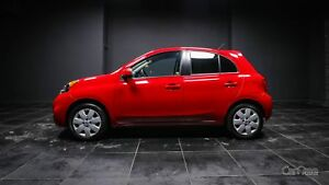 2016 Nissan Micra S AUX READY | POWER WINDOWS | HANDS FREE