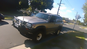 Gu Nissan patrol tb45 registered Wantirna South Knox Area Preview