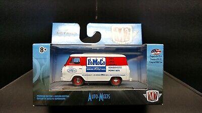 M2 Machines 1965 Ford Econoline Van FoMoCo Genuine Parts R49 19-29 1/7000