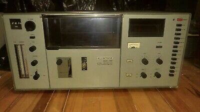 Varian Techtron Atomic Absorption Spectrophotometer Model 1200 With 17 Hollow