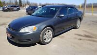 2011 Chevrolet Impala LT Barrie Ontario Preview