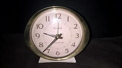 Vintage Westclox BIG BEN Wind-Up Alarm Clock not working