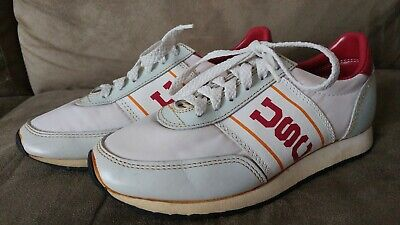 Size 4.5 Ladies USC Trojans Cheer Drill Team Shoes Halloween Cheerleader -