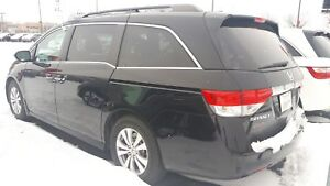 2016 Honda Odyssey EX-L Navigation, 8 Passagers, Cuir, Caméra