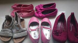 Girls shoes size 9 New Town Hobart City Preview