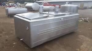 3100 lt stainless steel tank, milk vat, wine, beer, food grade, f Timboon Corangamite Area Preview