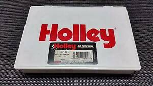 HOLLEY JET KIT, POWER VALVES, DICHARGE NOZZLES & REGULATOR REPAIR Kings Park Blacktown Area Preview