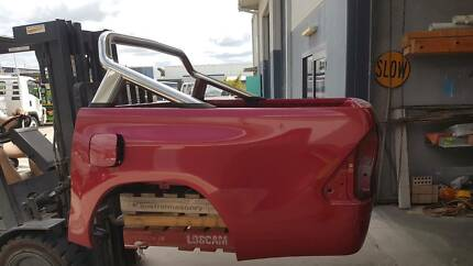 Toyota Hilux Body Salamander Bay Port Stephens Area Preview