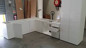 complete kitchen flat pack cabinets kitchen cabinets 2 pak door Laverton North Wyndham Area Preview
