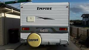 Empire Caravan 20 ft Full Ensuite - 2012 Mango Hill Pine Rivers Area Preview