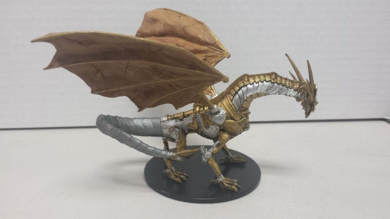 Pathfinder Deadly Foes Case Incentive Huge Clockwork Dragon