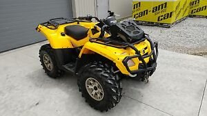 2007 Can-Am Outlander 800