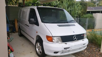 1999 mercedes vito van turbo diesel Buderim Maroochydore Area Preview