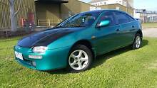 '95 323 Astina, long reg, good mech so-so body from $14 week TAP* Braybrook Maribyrnong Area Preview