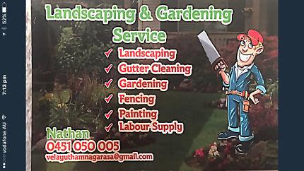 Landscaping&Gardening Service