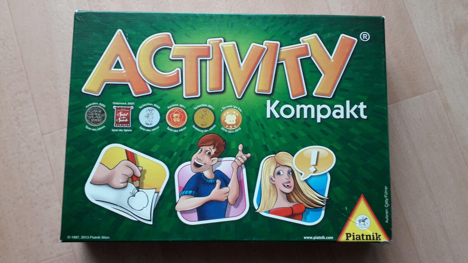 Activity Kompakt - wie NEU - Spiel
