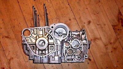 Kawasaki Z 750 LTD Twin (S1/2)- Motor Gehäuse Kurbelgehäuse Motorblock gebraucht kaufen  Versand nach Germany