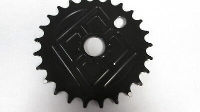 F-IT BMX Bike SPROCKET 25t Black Steel HD Fit 19mm+22mm SM SE GT Kink FBM RL new