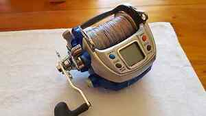 Electric fishing reel Hillarys Joondalup Area Preview