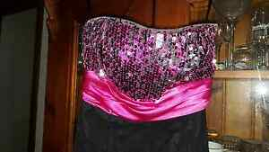 Strapless formal dress Mount Templeton Wakefield Area Preview