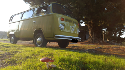 1975 Kombi - 2 LTR manual