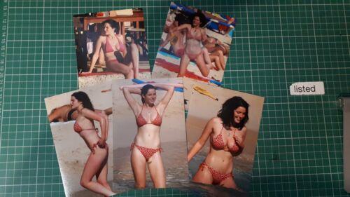 Helen Flanagan 5 6x4 inch sexy photos set 2