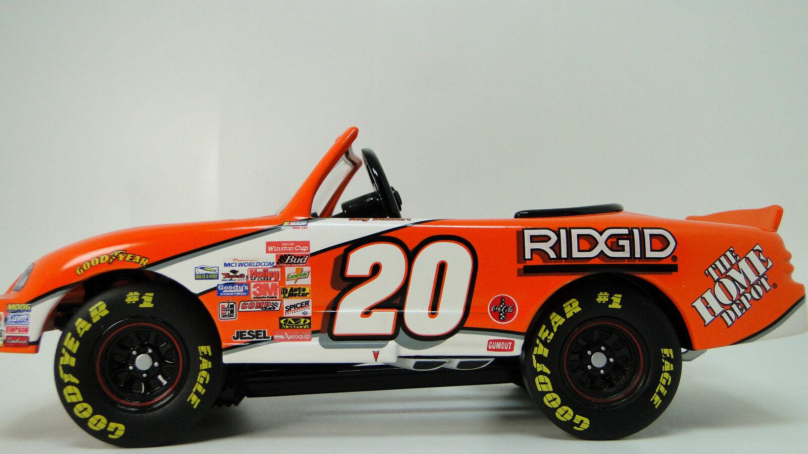 Pontiac Pedal Car Race Hot Rod Auto Racing Metal Rare ...
