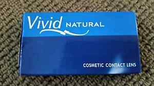 Completely brand new securely packaged blue eye contact lens Walkerville Walkerville Area Preview