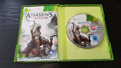 Assassins Creed 3 Microsoft Xbox 360