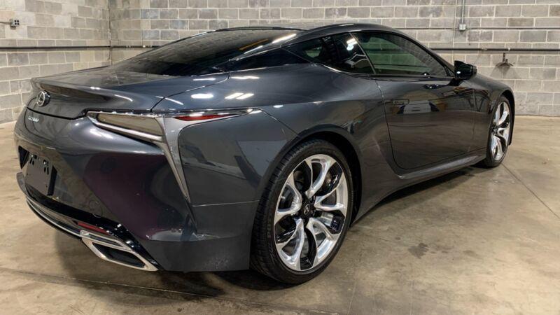 Image 10 Voiture Asiatique d'occasion Lexus LC 2018