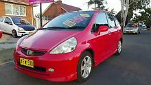 2002 HONDA JAZZ AUTOMATIC WITH 7 MONTHS REGO Guildford Parramatta Area Preview