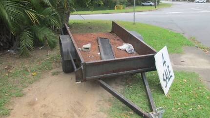 7x4 box trailor Mooroobool Cairns City Preview