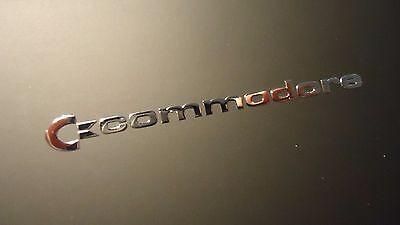 Commodore C64 Label / Aufkleber / Sticker / Badge / Logo [130]