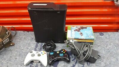 Xbox 360 lot console With Games(as is)