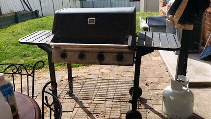 Free big BBQ barbecue 4 burner  Rutherford Maitland Area Preview