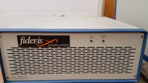 FCTS GH Fideris Electric Load Unit