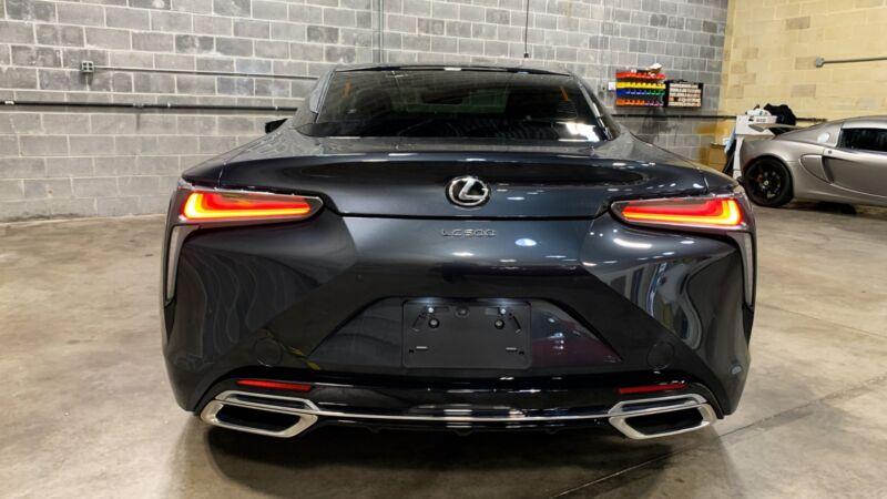 Image 9 Voiture Asiatique d'occasion Lexus LC 2018