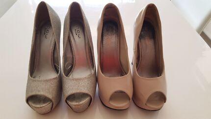 2x size 6 new look heels Cranebrook Penrith Area Preview