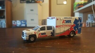 1:64 Kitbash Code 3 AMR Ambulance