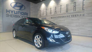 2012 Hyundai Elantra 4 PNEUS NEUFS! GLS+TOIT+BANCS CHAUFF