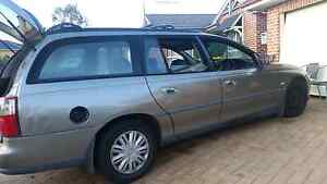 Vt wagon ideal for wrecking but selling as whole car Plumpton Blacktown Area Preview