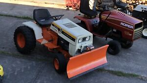 yard man tractor 18 hp low and high gears