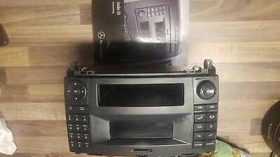 Sprinter Radio Audio 10 Mercedes Benz W 906