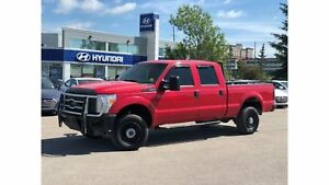 2012 Ford F-350 XL SUPER DUTY 4X4