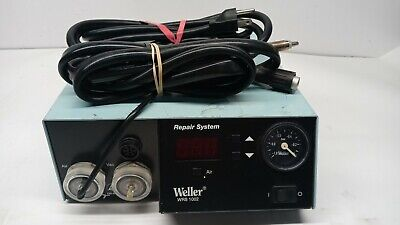 Weller Repair System Wrs 1002 Wpower Cord Hot Air Rework Pencil 52711599