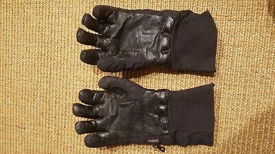 Gordini Mens Gore Tex Gauntlet Mitt Large BLACK 4M1029 Snow Ski Mitten Glove