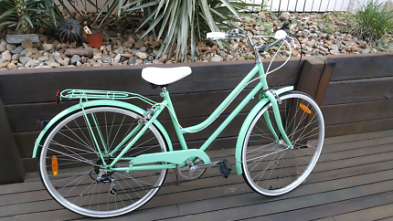 Ladies Vintage Reid Bike